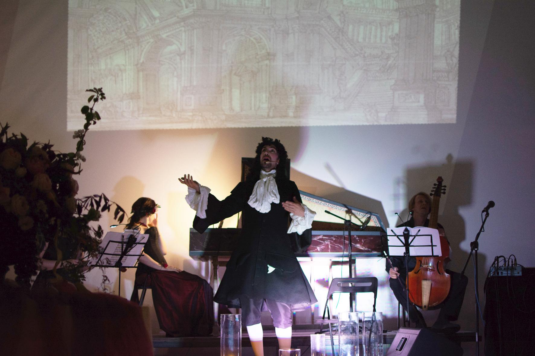 Альцеста. Фестиваль digital barocco. Alceste fest
