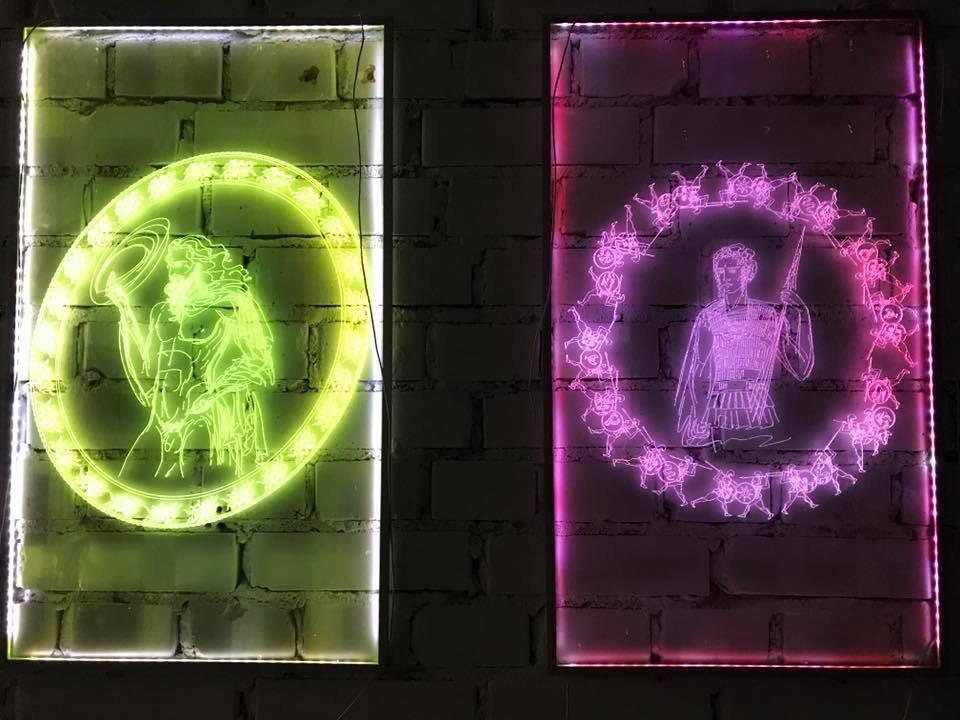 co-founders artmix, artmix, artmix russia, modern art, egor zvezdin margo bor, арт микс, современное искусство, егор звездин, марго бор
